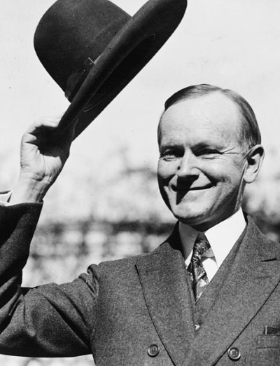 Calvin Coolidge 400